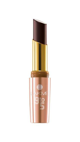 Lakme 9 To 5 Matte Lip Color Almond Saturday MB7 3.6 g
