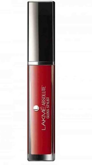 Lakme Absolute Gloss Stylist Lip Color Berry rose 5 ml