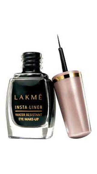 Lakme Insta Eye Liner Black 9 ml