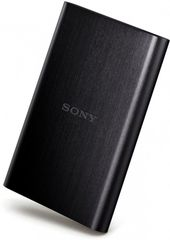 Sony 1 TB Wired External Hard Disk Drive(Black, External Power Required)