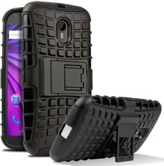 Stylus Shock Proof Case for Moto G Turbo Edition