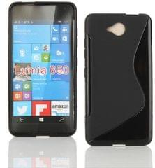 Stylus Grip Back Cover for Microsoft Lumia 650