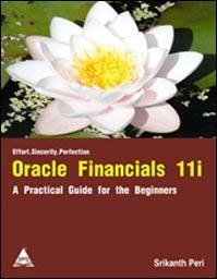 Oracle Financials 11i