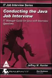 Conducting the Java Job Interview