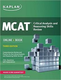 MCAT Critical Analysis and Reasoning Skills Review, Third Edition