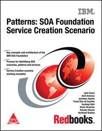 Patterns: SOA Foundation Service Creation Scenario