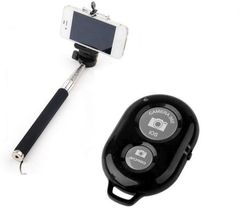 Stylus ST-ML-807 Selfie Stick(Black)
