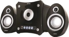 Intex IT-900 Home Audio Speaker(Black, Silver, 2.1 Channel)