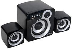 Intex IT-850U Multimedia Laptop/Desktop Speaker(Black, 2.1 Channel)