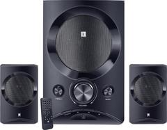 iBall Tarang Lion 2.1 Speakers(Black, 2.1 Channel)