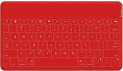 Logitech 920-006948 Bluetooth Tablet Keyboard(Red)