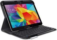 Logitech Ultrathin Keyboard Folio for Samsung Galaxy Tab 4 10.1(Black)