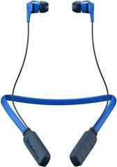 Skullcandy S2IKW-J569 Wireless Bluetooth Headset With Mic(Royal/Navy)