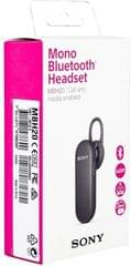 Sony MBH-20 Wireless Bluetooth Headset With Mic(Black)