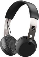 Skullcandy S5GBW-J539 Wireless Bluetooth Headset With Mic(Black Chrome)