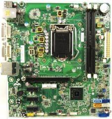 Intel Original H61 Without Box Motherboard(Green)