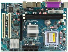 Zebronics Z41 SOCKET 775 Motherboard