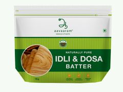 Naturally Pure Idli and Dosa Batter