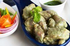 Chicken Hariyali Tikka