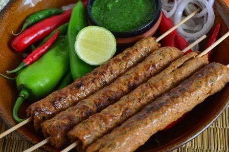 Mutton Sheekh Kebab
