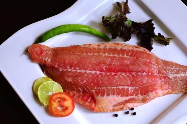 Indian Basa Fish Fillets