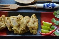 Chicken Achaari Tikka Marinade