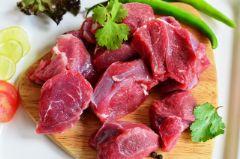Mutton Boneless 600