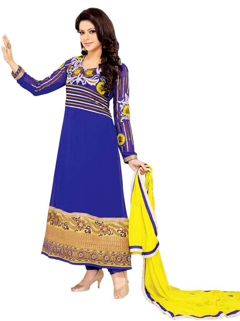 Varanga  Unstitched Dress Material 62