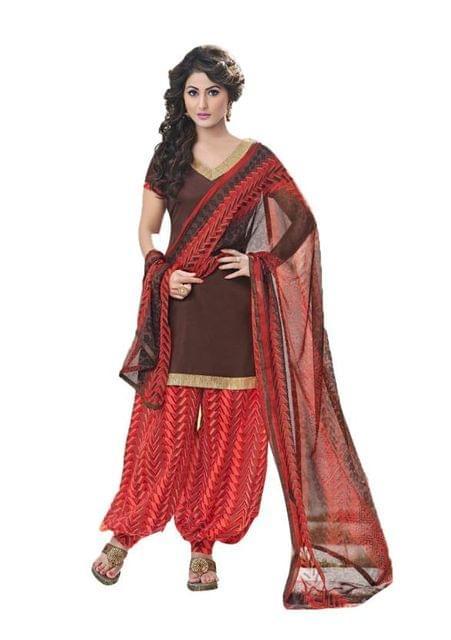Varanga  Patiyala Suit  Unstitched 67