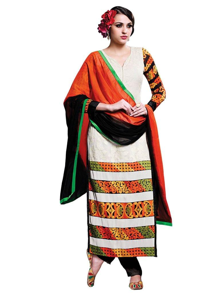 Varanga   Unstitched Dress Material 84