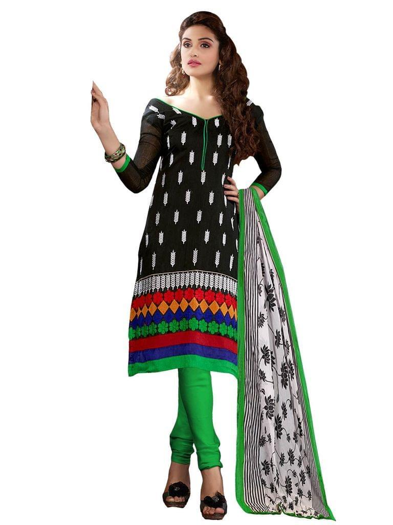 Varanga  Unstitched Dress Material 150