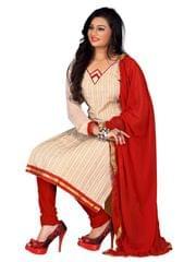 Varanga  Unstitched Dress Material 151