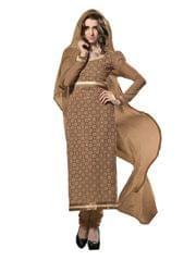 Varanga   Semi Stitched Suit 37