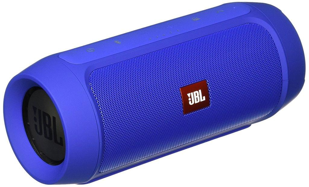 Charge 2+ Splashproof Portable Bluetooth Speaker (Blue)