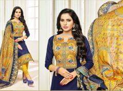 Designer Unstiched Salwar Suit_28607
