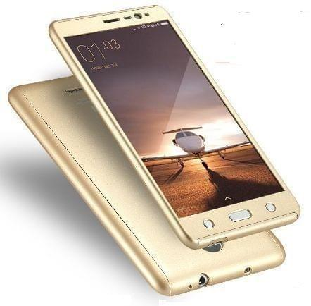 Oppo F3 Golden Color Ipaky Cover