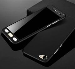 Oppo F1s Black Color Ipaky Cover