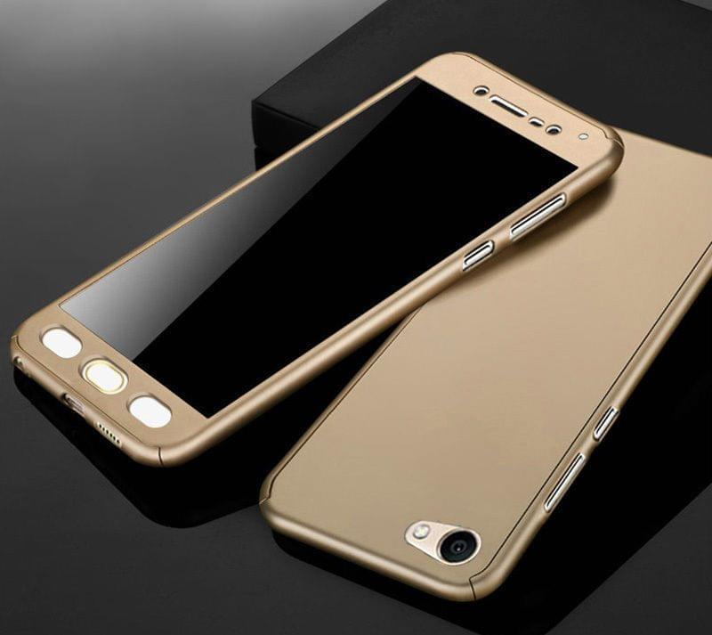 Oppo F1s Golden Color Ipaky Cover