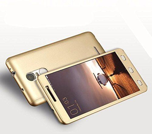 MI Note 4 Golden Color Ipaky Cover