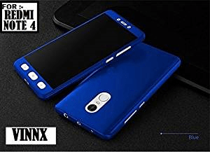 MI Note 4 Blue Color  Ipaky Cover
