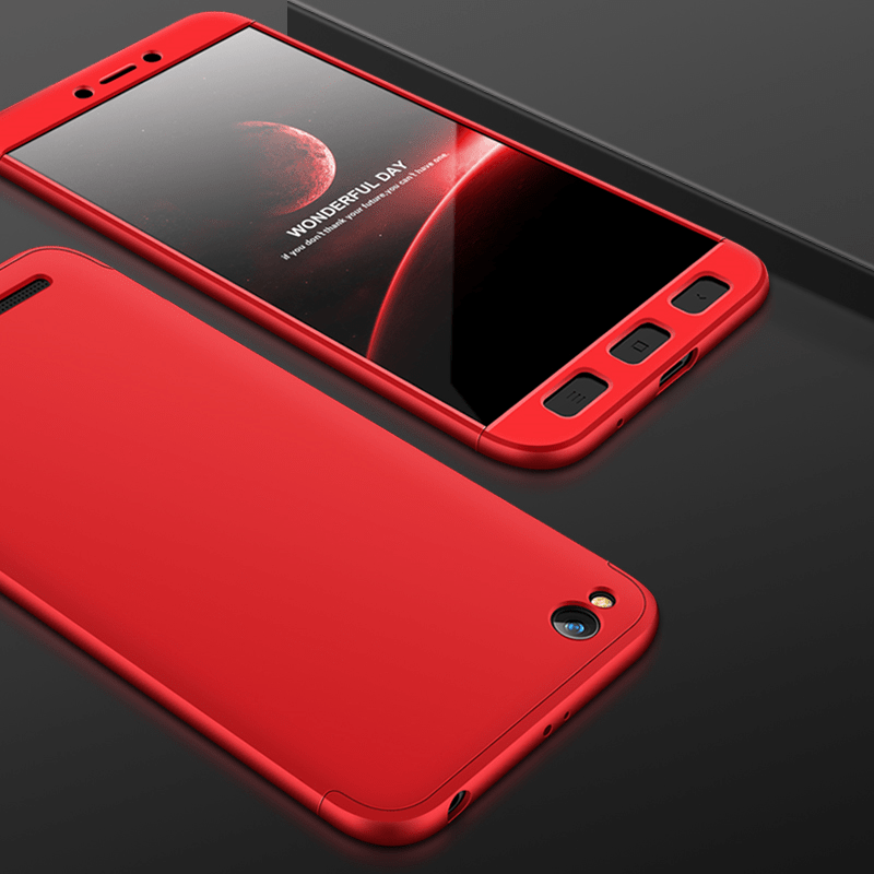 MI 5A Red Color Ipaky Cover 5A 1