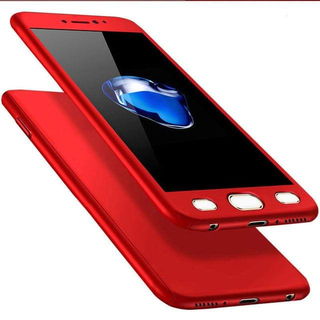MI A1 Red Color A1 1 Ipaky Cover