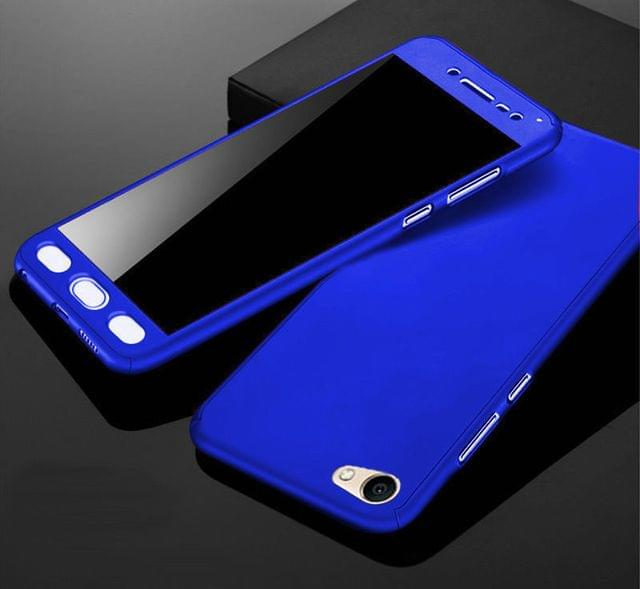 Vivo Y55 Blue Color Ipaky Cover