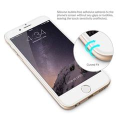 iphone 6 plus white 5D curved Tempered Glass 5d 4