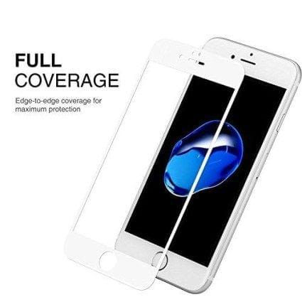 iphone 8 plus white 5D curved Tempered Glass 5d 12