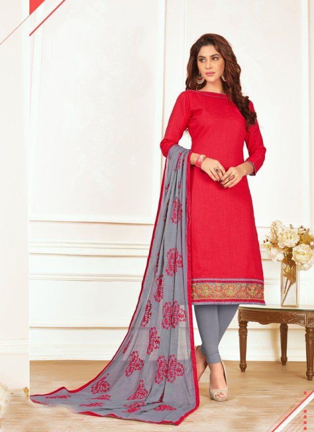 Maroon Color Designer Traditional Salwar Suit 29207