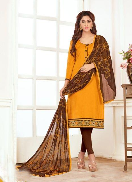 Yellow Color Designer Traditional Salwar Suit 29210
