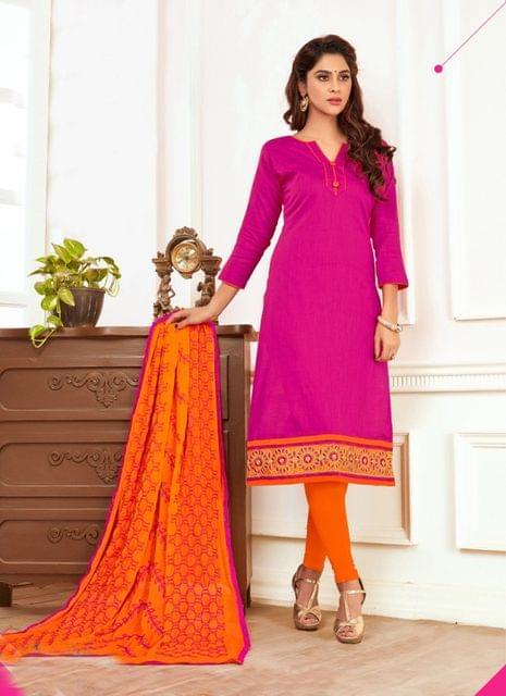 Pink Color Designer Traditional Salwar Suit 29211
