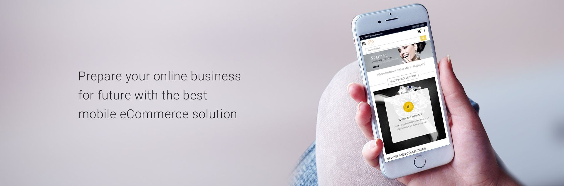Best Mobile Ecommerce Solution