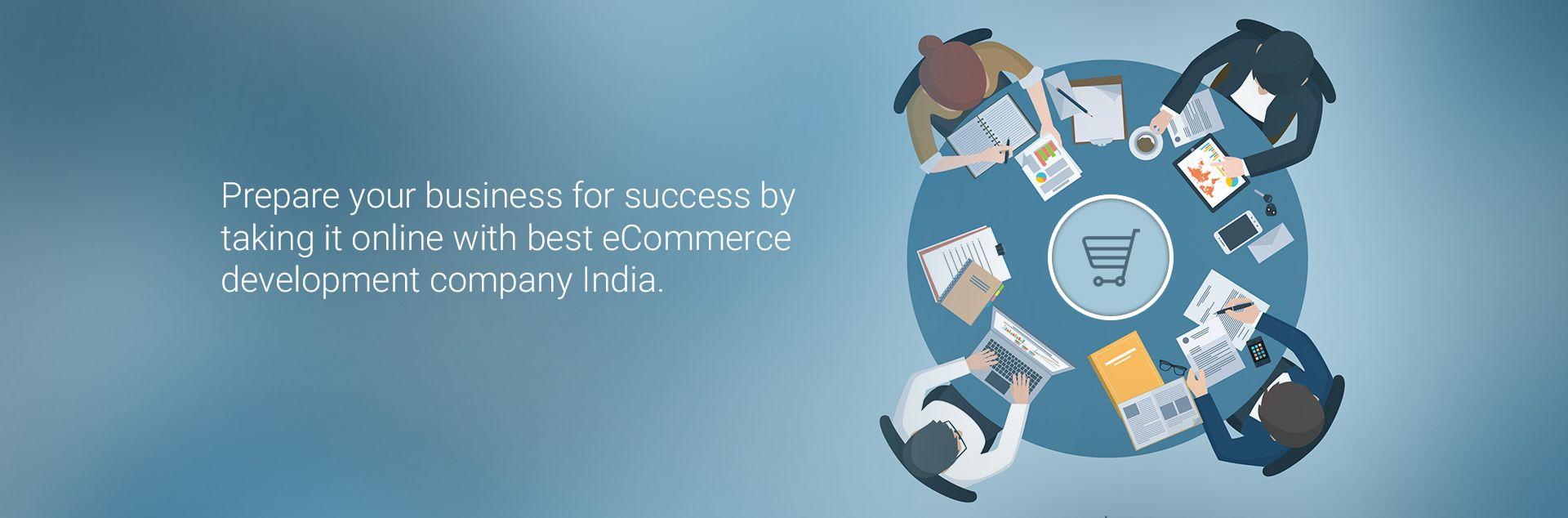 Best Ecommerce Development Company India